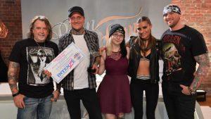 Darmstädter Stecher gewinnt bei Sophia Thomalla - Show