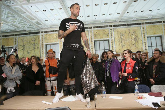 Philipp Plein - Women's & Men's Fall/Winter fashion show