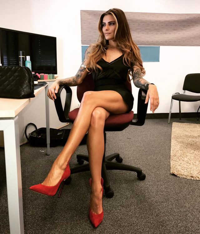 Sophia Thomalla - RTL Exclusiv