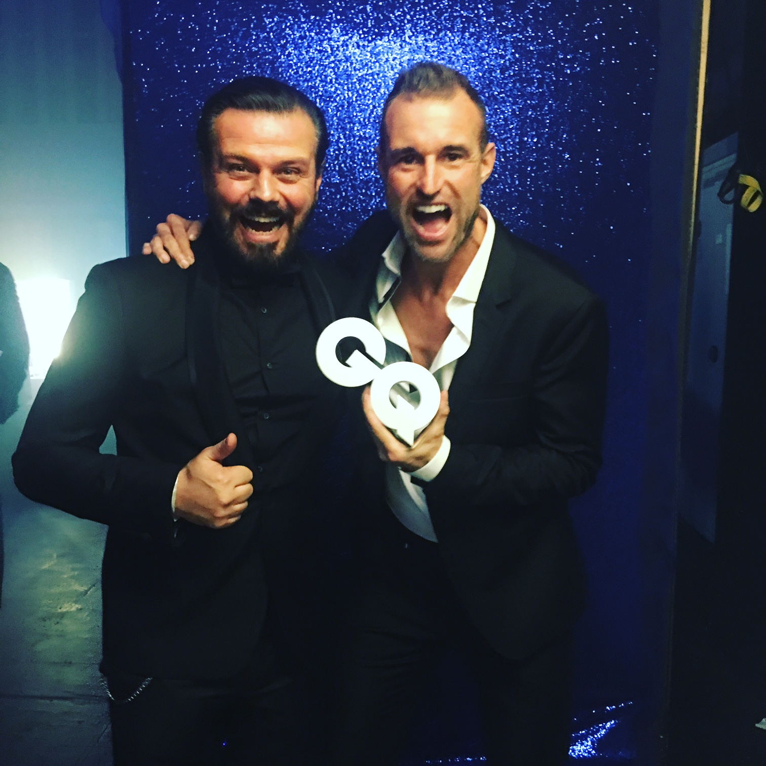 Alain Midzic Philipp Plein - GQ Man of the Year Fashion