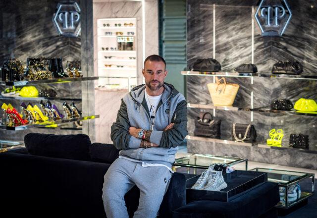 Philipp Plein eröffnet neuen Store in Frankfurt